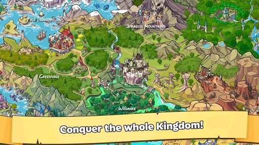 Like a King RTS: 1v1 Strategy screenshots 6