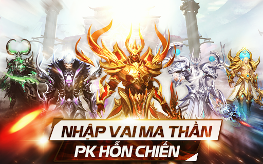 Thiu00ean Khu1edfi Chi Mu00f4n - Ma Kiu1ebfm Ku1ef7 Nguyu00ean screenshots 8