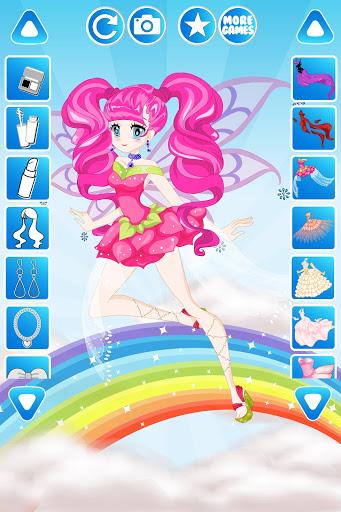 Fairy Dress Up Game apkmartins screenshots 1