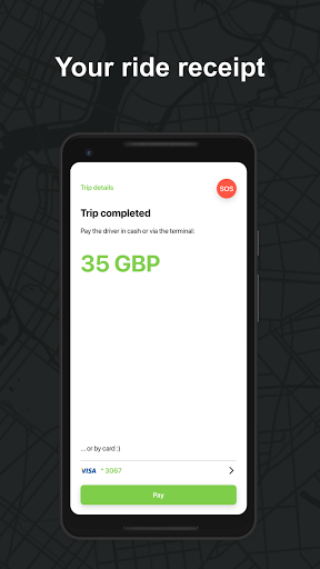 TaxiF - A Better Way to Ride  Screenshots 5