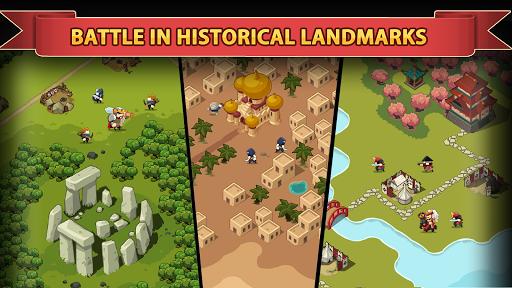 Knights and Glory - Tactical Battle Simulator 1.8.5 screenshots 5
