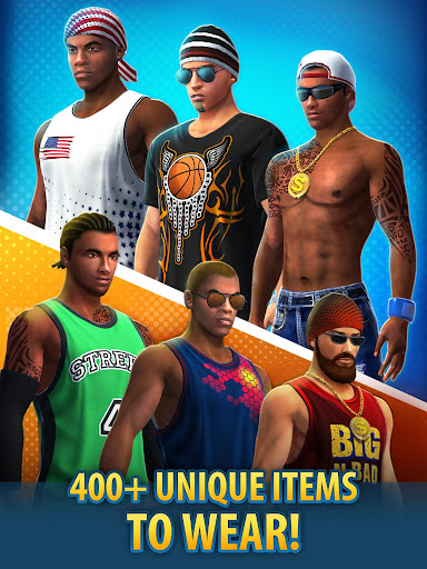 Basketball Stars screenshots 11
