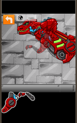 Transform Dino Robot - General Mobilization 1.29.0 screenshots 10