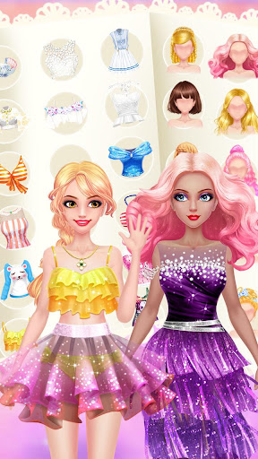 Fashion Shop - Girl Dress Up 3.7.5038 screenshots 2