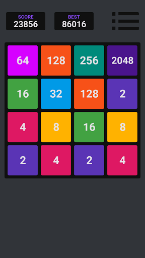 2048 1.6.8 screenshots 5
