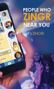 ZINGR – People nearby  meet, make new friends Apk Download NEW 2021 5