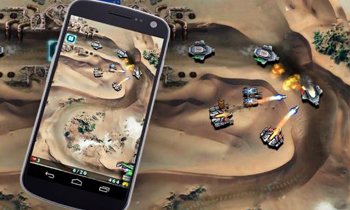 Galaxy Defense (Tower Game) 1.16 Screenshots 3