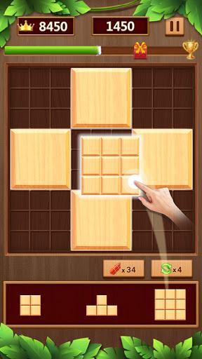 Sudoku Wood Block 99 apktram screenshots 1