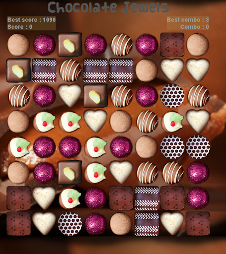 Chocolate Jewels screenshots 2