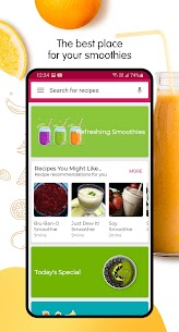 Smoothie Recipes  Apps For Pc (Download Windows 7/8/10 And Mac) 1