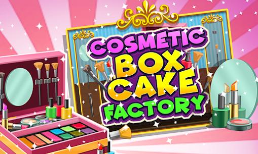 Makeup Kit baking Factory ???? – Makeup cake maker Apk 2