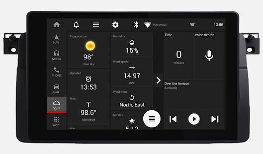 Car Penguin: Head Unit Launcher & Navigation 1.8 Screenshots 15