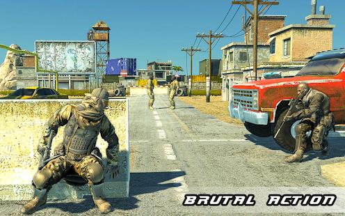 Ghost Hunter Shooter - Shooting Games 1.0 Screenshots 3