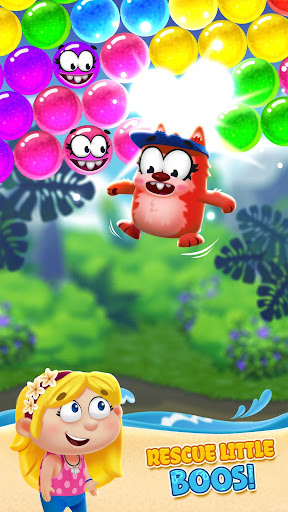 Bubble Shooter - Beach Pop Games 3.0 screenshots 11