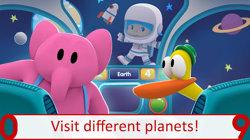 Pocoyo 1, 2, 3 Space Adventure: Discover the Stars  screenshots 16