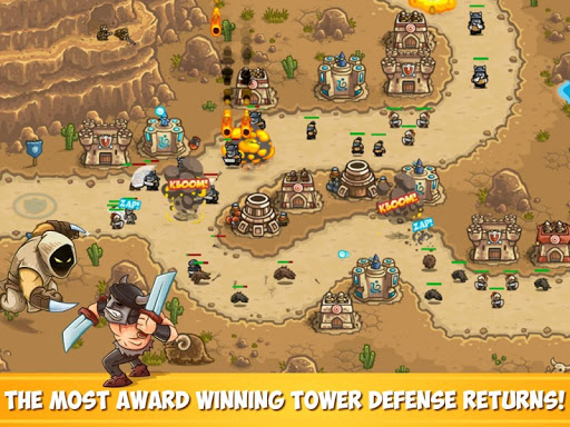 Kingdom Rush Frontiers - Tower Defense Game  screenshots 6