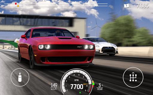 Nitro Nation Drag & Drift Racing APK MOD (Astuce) screenshots 6
