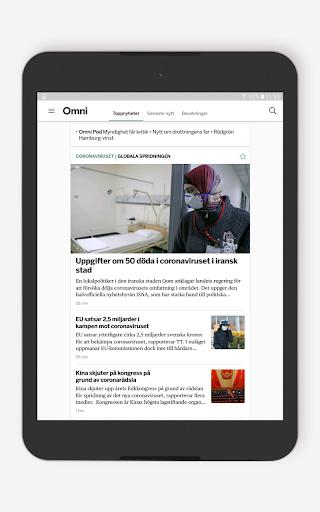 Omni | Nyheter  screenshots 6