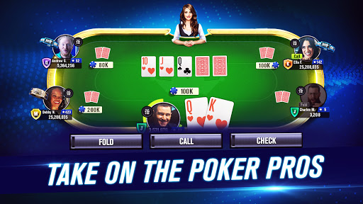 World Series of Poker WSOP Free Texas Holdem Poker 7.22.0 screenshots 3
