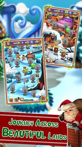 Christmas Mahjong Solitaire: Holiday Fun Apkfinish screenshots 6