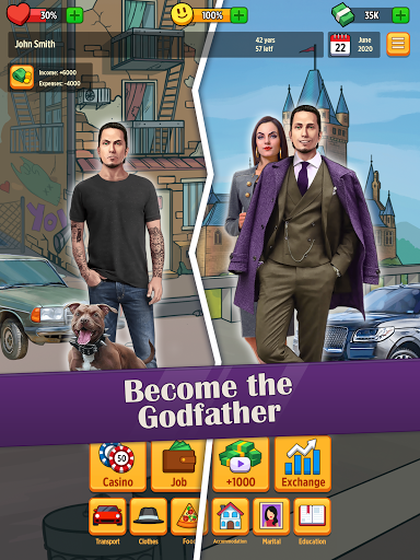Mafia Boss: Money & Business Life Simulator Game apktram screenshots 6