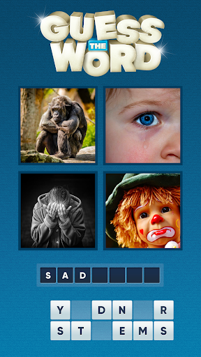 Guess the Word. Word Games Puzzle. What's the word apkpoly screenshots 4