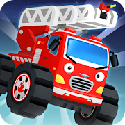 Tayo Monster Truck - Kids Game Package
