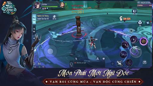 Tân Tiếu Ngạo VNG 1.0.5 screenshots 2