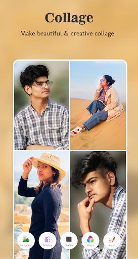Beauty+Cam : Selfie Editing Expert & Collage Maker 1.2.9 Screenshots 4