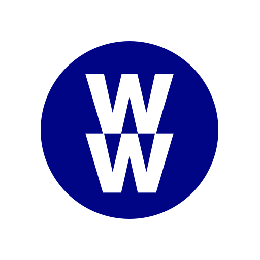 WW (formerly Weight Watchers) icon