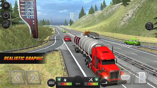 Truck Simulator Transporter Game – Extreme Driving Apk 1