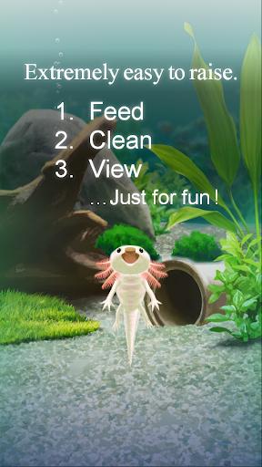 Axolotl Pet 1.6 screenshots 2
