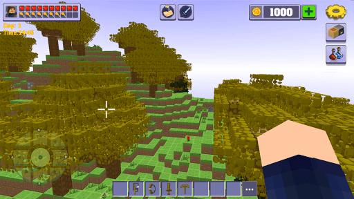 Build Block Craft - Building games  screenshots 2