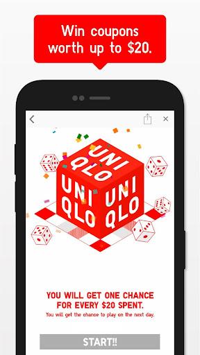 UNIQLO SG 2.0.3 Screenshots 4