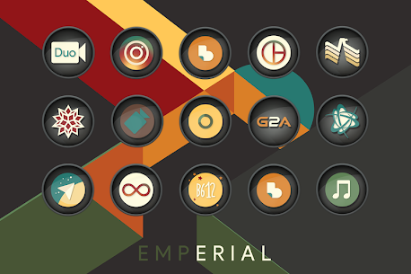 Emperial Circle Retro Icons v5.5 [Patched] 5