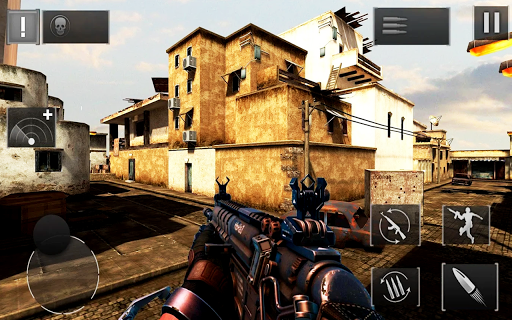 Action Shooting Games 2021: New Gun Games 2021 1.17 screenshots 3