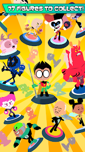 Teeny Titans - Teen Titans Go! Screenshot