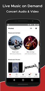 nugs.net - live music streaming 3.10.4