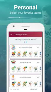 Fanera - Football Fans Social Sharing App