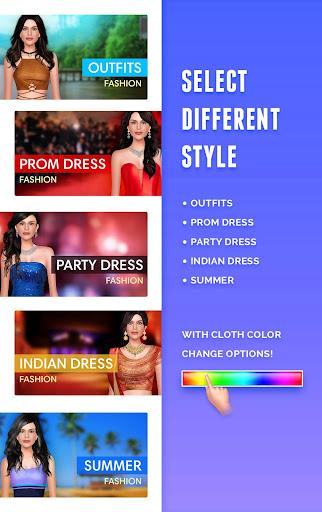 jessica alba dressup - fashion 2021 screenshot 2