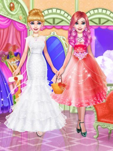 dress up girls game : stylist - fashion salon screenshot 3