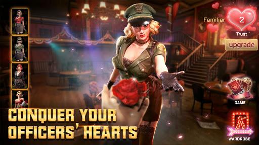 Kiss of War android2mod screenshots 4