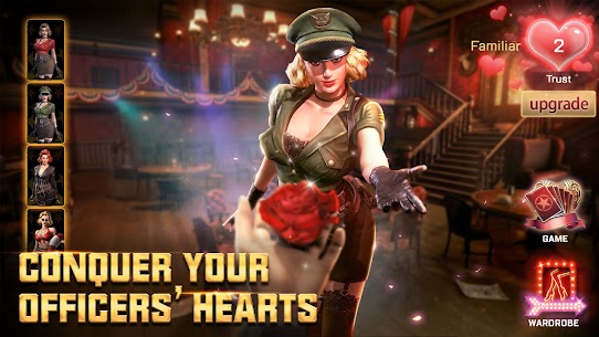 Kiss of War (MOD, Unlimited Money) For Android 4