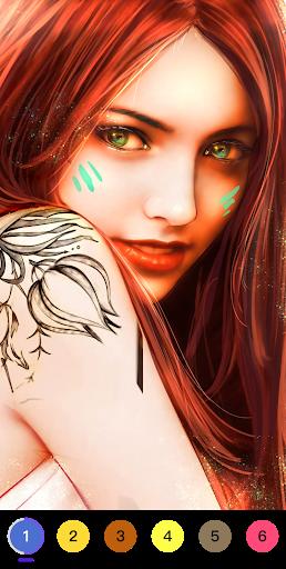 Color Master-Color by Number&Coloring Book apktram screenshots 12