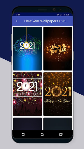 Happy New Year Wallpapers 2021 1.0 Screenshots 3