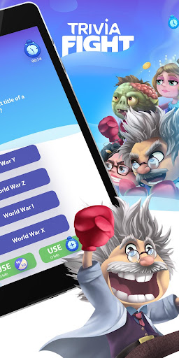 Trivia Fight: Quiz Game 1.6.0 screenshots 9