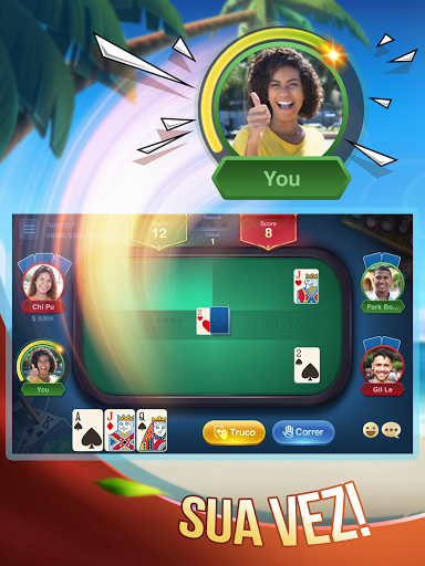 Truco ZingPlay: Jogo de cartas online gru00e1tis 2.2 Screenshots 6