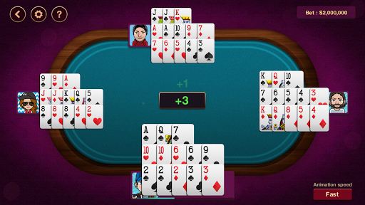 Chinese Poker Offline 1.0.6 screenshots 6