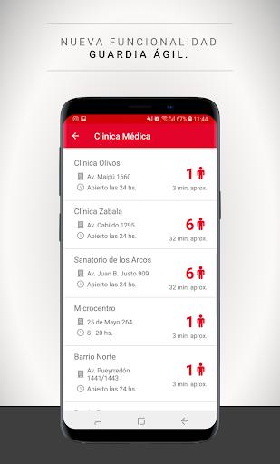Swiss Medical Mobile Apkfinish screenshots 6
