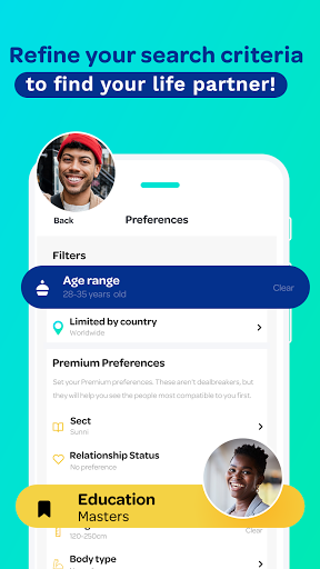 Hawaya: Serious Dating & Marriage App for Muslims android2mod screenshots 6
